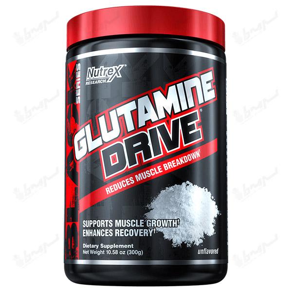 گلوتامین درایو نوترکس | 300 گرم