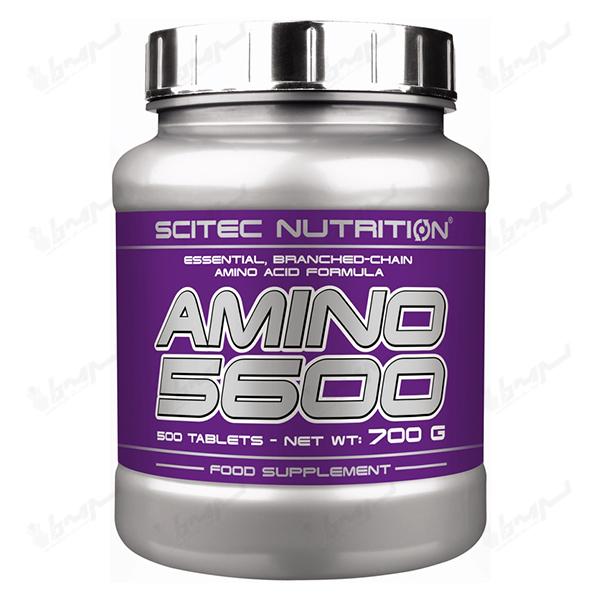 آمینو 5600 سایتک نوتریشن | 500 عددی