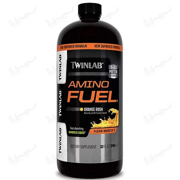 آمینو فیول مایع توینلب | 1 لیتری | 16 سروینگ
