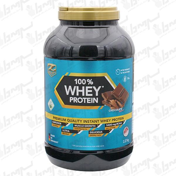 پروتئین وی 100% زد کانزپت | 2270 گرم | 75 سروینگ