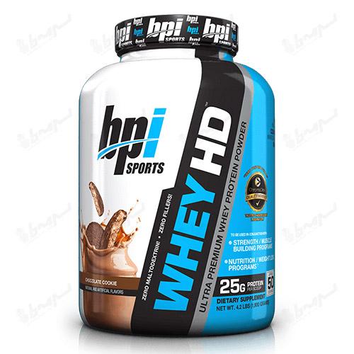 پروتئین وی اچ دی بی پی آی اسپورتس 1900 گرمی+هدیه