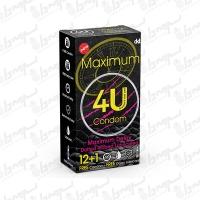 کاندوم تاخیری مدل Maximum فوریو | 13 عددی