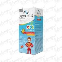 شربت کیدز ویتامینز همراه با رویال ژلی ادونسیس | 150 میلی لیتر