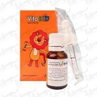 قطره ویتوکید مولتی ویتامین الحاوی | 15 میلی لیتر