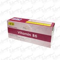 قرص ویتامین ب6 امین فارما | 100 عدد