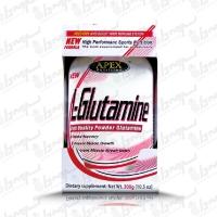 پودر گلوتامین اپکس | 300 گرمی | 60 سروینگ