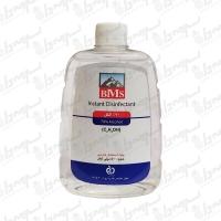 محلول ضد عفونی کننده دست و محل تزریق بی ام اس