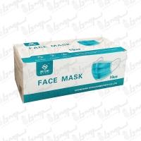 ماسک تنفسی سه لایه جراحی یکبار مصرف بو لی شون 50 عددی (چینی)