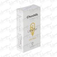 کاندوم فوق العاده نازک مدل SAFE TOUCH چرچیلز | 12 عددی