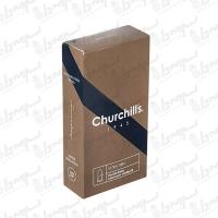 کاندوم فوق العاده نازک تاخیری مدل ULTRA THIN چرچیلز | 12 عددی