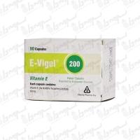 کپسول ژلاتینی ویتامین ای ایویژل 200 دانا فارما | 90 عدد