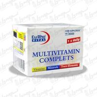 قرص مولتی ویتامین کامپلیت یورو ویتال | 60 عدد