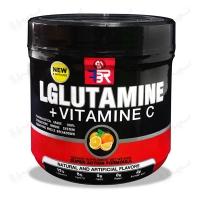 پودر گلوتامین ویتامین سی اف بی ار | 400 گرمی