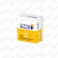 کاندوم فارکس مدل Delay 24 بسته 3 عددی