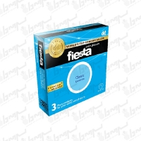کاندوم کلاسیک فیستا | 3 عددی