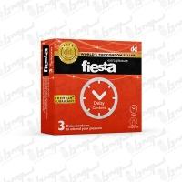 کاندوم تاخیری دلی فیستا | 3 عددی