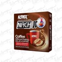 کاندوم تاخیری مدل قهوه کدکس | 3 عددی
