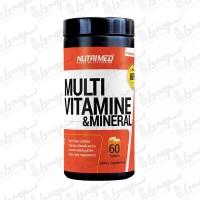 قرص مولتی ویتامین و مینرال نوتریمد | 60 عدد