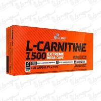کپسول ال کارنیتین 1500 اکستریم مگا کپس الیمپ | 120 عددی | 120 سروینگ