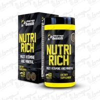 قرص مولتی ویتامین نوتری ریچ فارماتک | 60 عددی