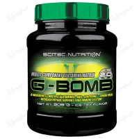 پودر گلوتامین جی-بمب 2.0 سایتک نوتریشن | 500 گرمی