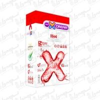 کاندوم تنگ کننده هات 6در1 ایکس دریم | 12 عددی