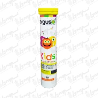 قرص جوشان مولتی ویتامین کودکان آرگوسول | 20 عددی