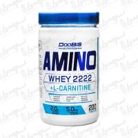 آمینو وی 2222 + ال کارنیتین دوبیس
