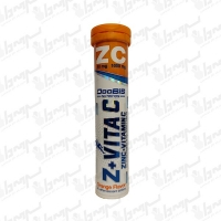 قرص جوشان زینک پلاس ویتامین سی دوبیس   20 عدد