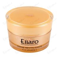 کرم شاداب کننده و احیا کننده ویتامین سی الارو مناسب انواع پوست 50 میلیلیتر