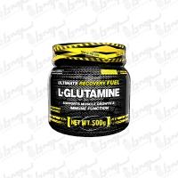 گلوتامین 500 گرمی ژن استار   100 سروینگ   بدون طعم
