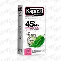 کاندوم مدل 45 Minutes کاپوت | 12 عددی