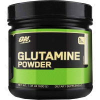 پودر گلوتامین اپتیموم نوتریشن | 600 گرم | چربی سوز و عضله ساز | بدون طعم