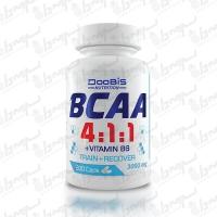کپسول بی سی ای ای 4:1:1 و ویتامین ب6 دوبیس 33 سروینگ | 200 عددی