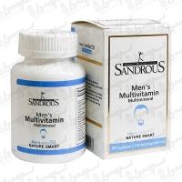 کپسول مولتی ویتامین مولتی مینرال آقایان سندروس | 60 عدد