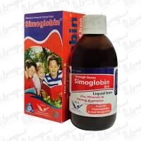 شربت سیموگلوبین سیمرغ دارو عطار | 240 میلی لیتر
