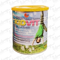 پودر افزایش وزن کیدویت ویتاپی   300 گرمی   12 سروینگ