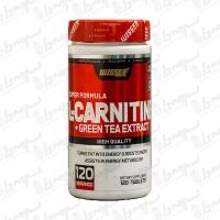 قرص ال کارنیتین پلاس حاوی عصاره چای سبز ویثر | 120 عددی | 120 سروینگ