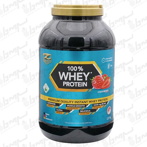 پروتئین وی 100% زد کانزپت   2270 گرم   75 سروینگ