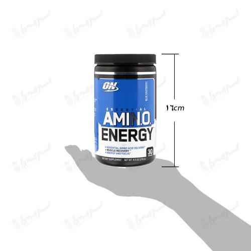 پودر آمینو انرژی اپتیموم نوتریشن | 270 گرم | انرژی زا