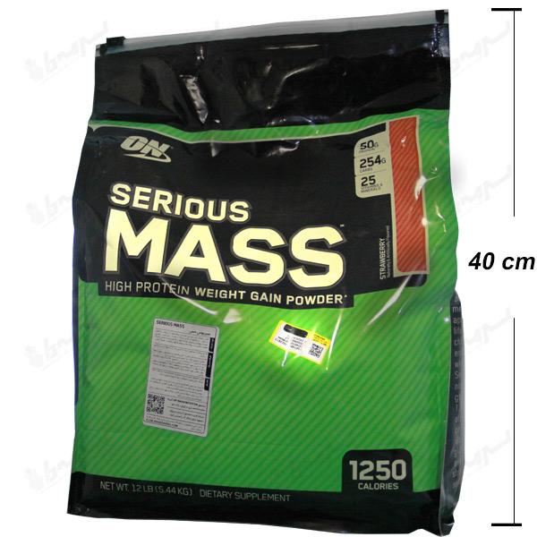 سریوس مس اپتیموم نوتریشن | 5.44 کیلوگرم | توت فرنگی