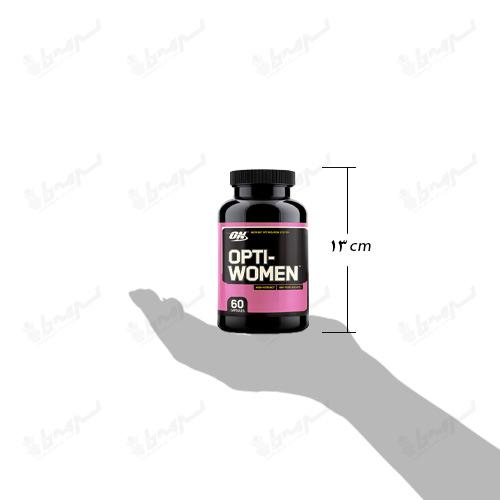 مولتی ویتامین اپتی ومن اپتیموم نوتریشن | 60 عددی |